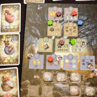 Spiel 2018 Nemeton by Blam! Objective board