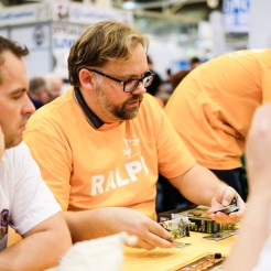 Spiel 2018 Ralph Bienert from Lookout Spiele