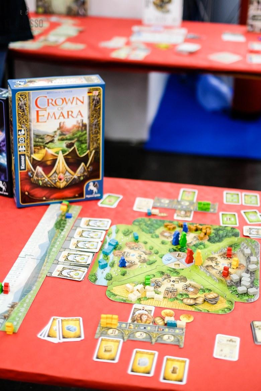 Spiel 2018 Crown of Emara by Pegasus Spiele
