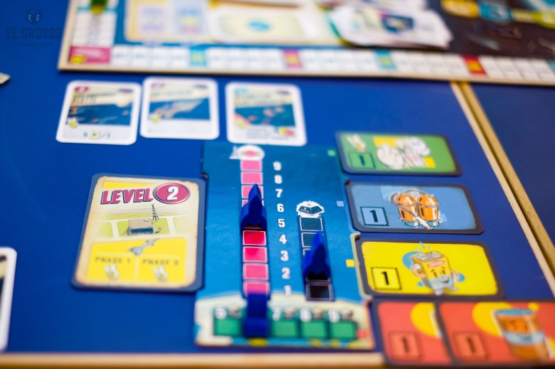 Spiel 2018 Lift Off by Hans im Glück money space ship