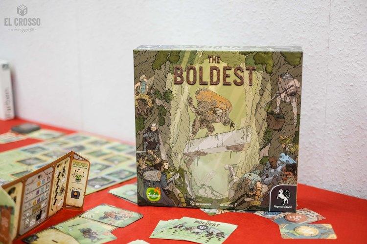 Spiel 2018 The Boldest by Pegasus Spiele