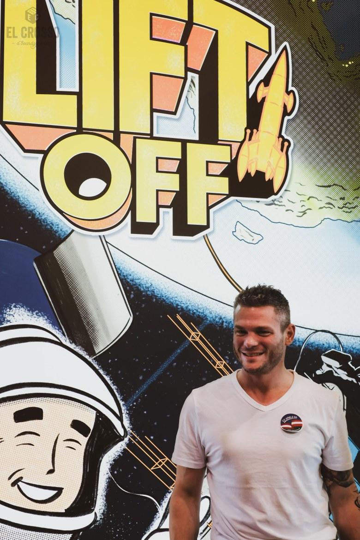Spiel 2018 Lift Off by Hans im Glück with Derek Jonson
