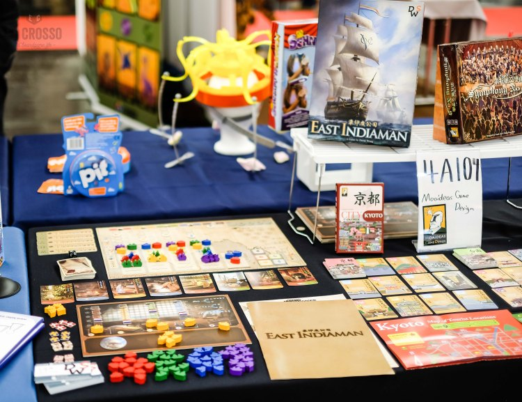 Spiel 2018 East Indiaman by Moaideas