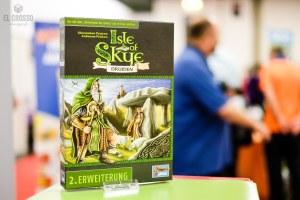 Spiel 2018 Isle of Skye Druiden Lookout Spiele