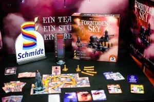 Spiel 2018 Forbidden Sky by Schmidt overview