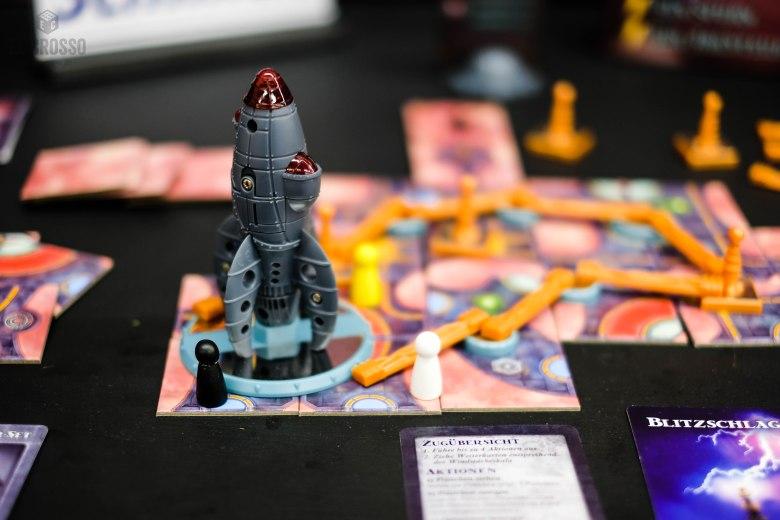 Spiel 2018 Forbidden Sky by Schmidt rocket