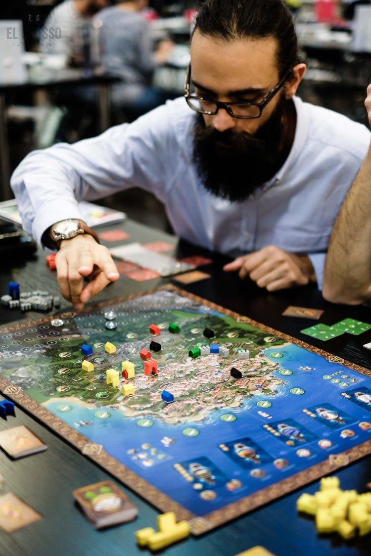 Spiel 2018 Ragusa by Capstone Games & Braincrack games demo game