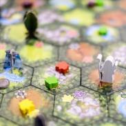 Spiel 2018 Nemeton by Blam! Druid Meeple