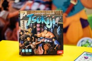 Spiel 2018 Tsukiji by Redbox & Asmodee box cover