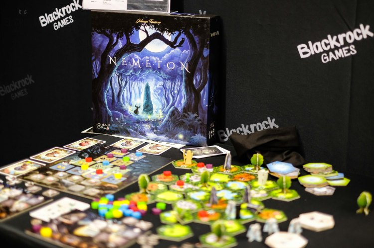 Spiel 2018 Nemeton by BLAM! & Blackrock Games