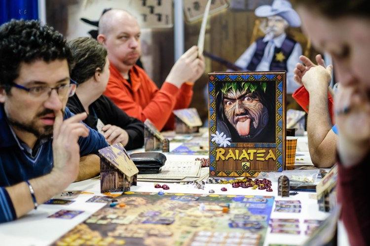 Spiel 2018 Raiatea by Quined Games