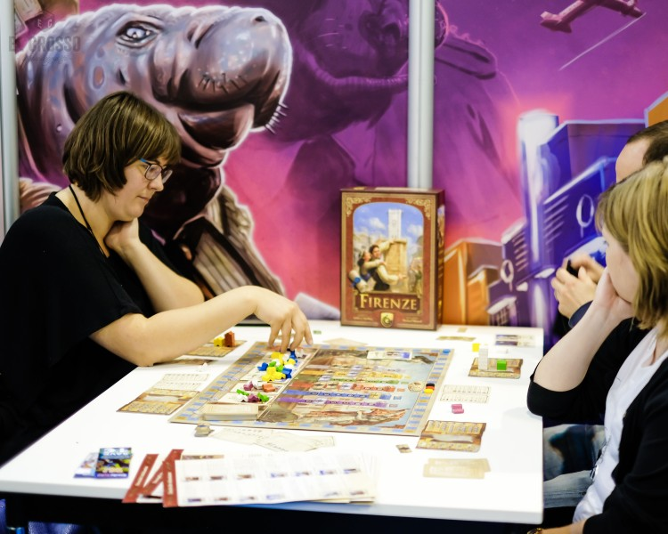 Spiel 2018 Firenze by Quined Games