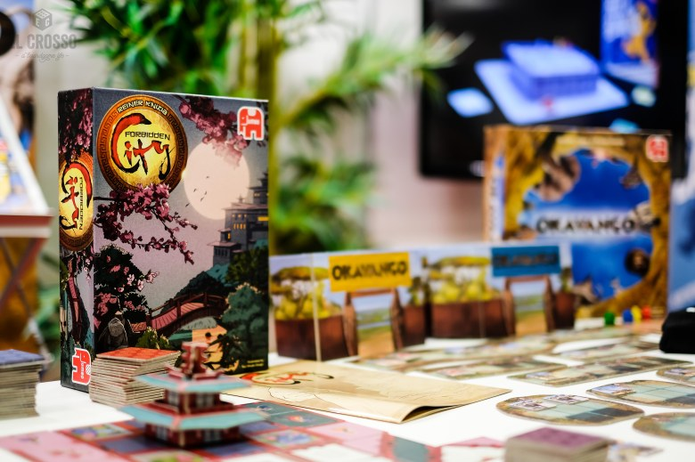 Spiel 2018 Forbidden City Jumbo Strategy Games