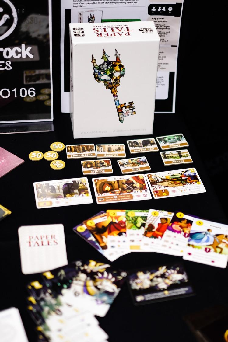 Spiel 2018 Paper Tales expansion by Catch Up Games & Blackrock Games