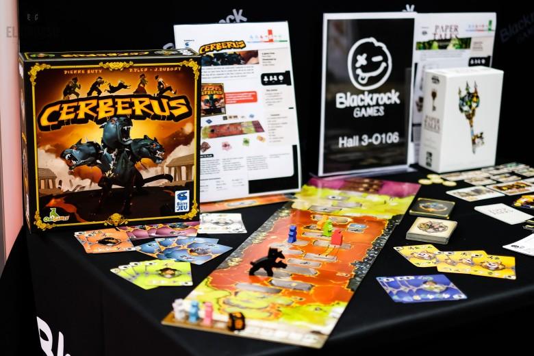 Spiel 2018 Cerberus by La Boite de Jeu & Blackrock Games