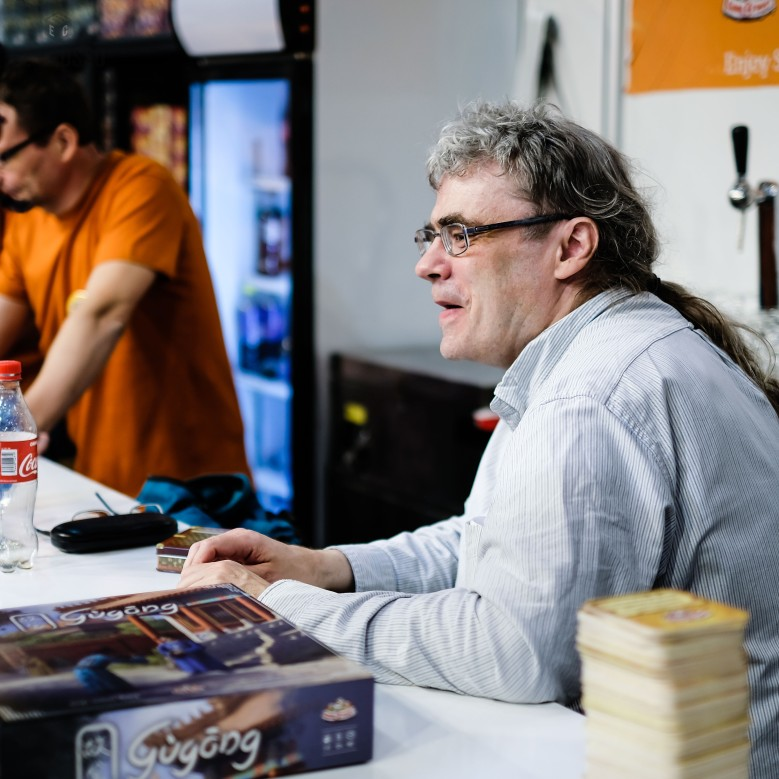 Spiel 2018 Gugong by Game Brewer Andreas Steding