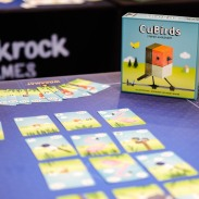 Spiel 2018 Cubirds by Catch Up Games