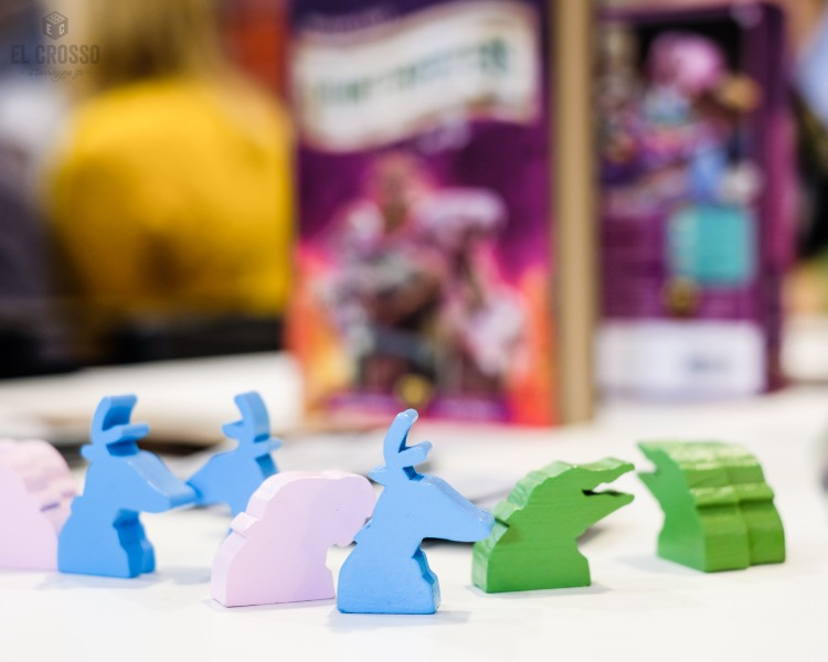 Spiel 2018 Counterfeiters by Quined Games animeeples