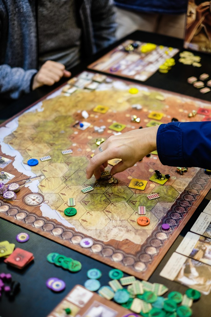 Spiel 2018 Auztralia by Stronghold Games SchilMil Games