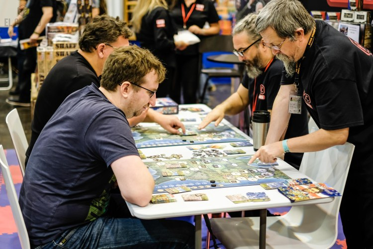 Spiel 2018 Lincoln by PSC Games Martin Wallace