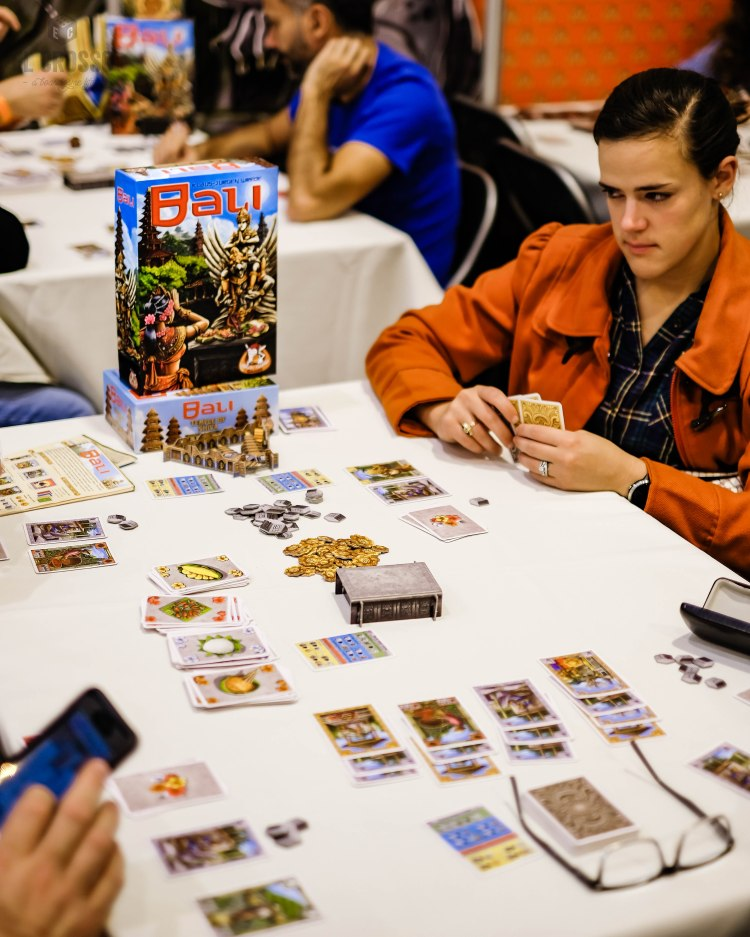 Spiel 2018 Bali by White Goblin Games overview
