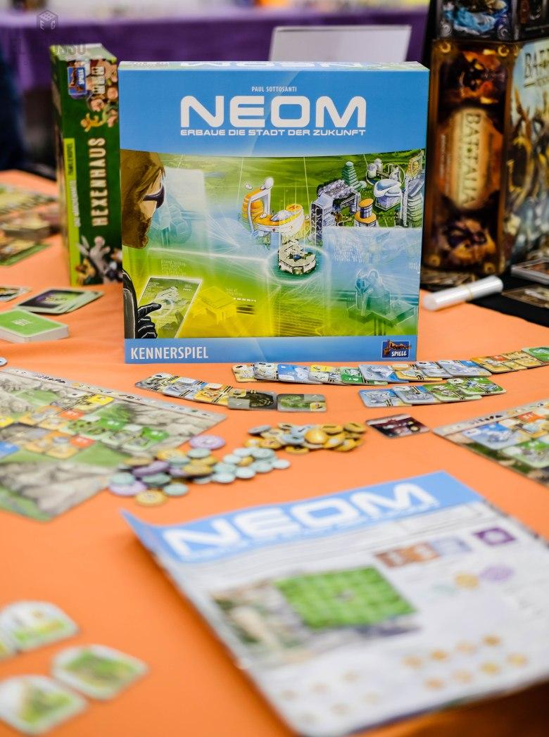 Spiel 2018 Lookout Spiele Neom