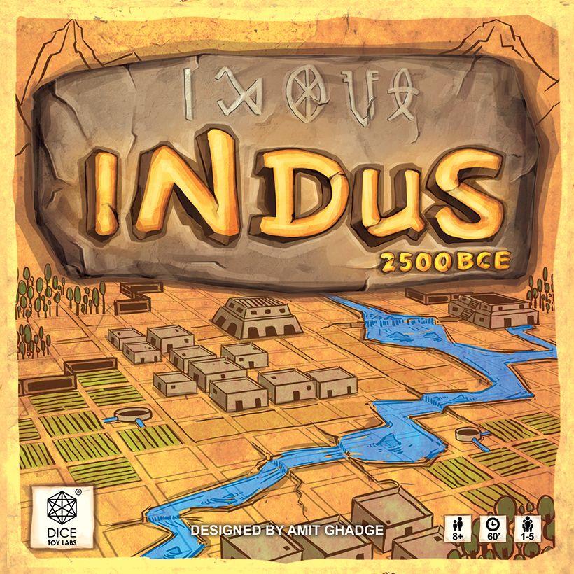 Indus 2500 BCE