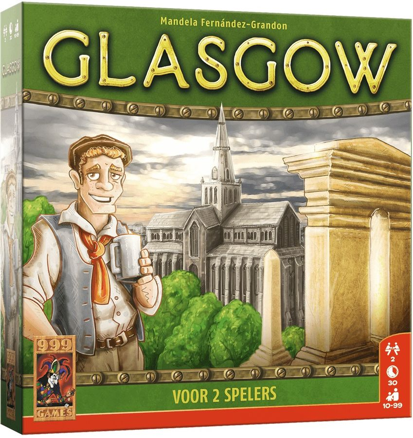 Glasgow board game