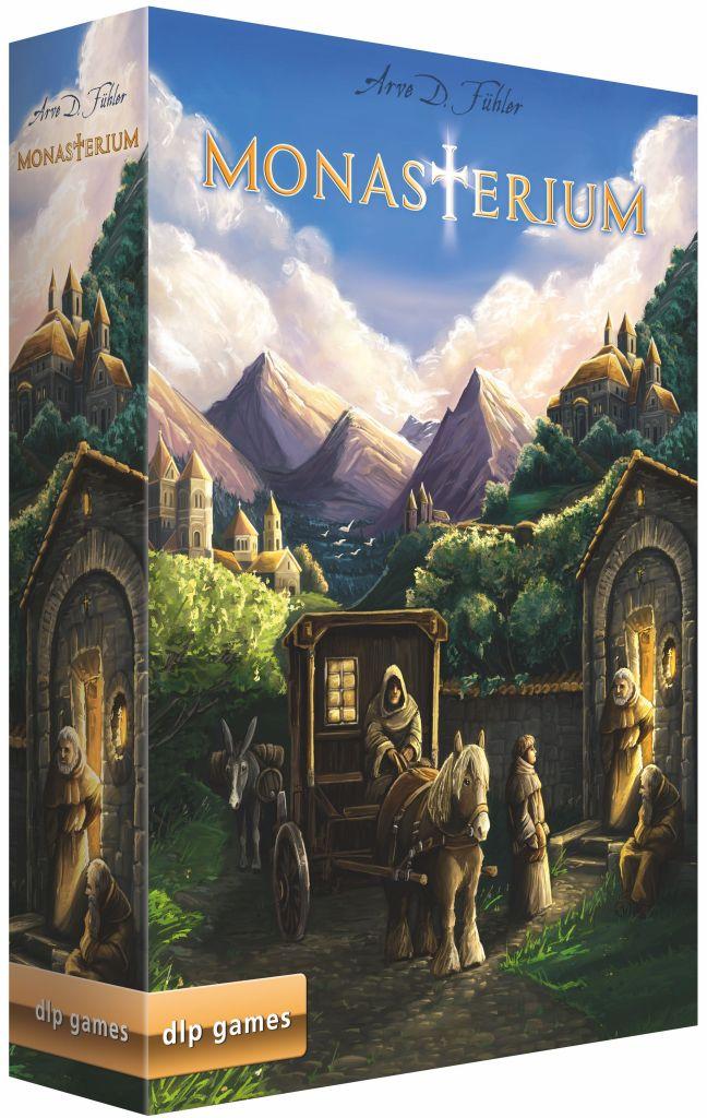 Monasterium board game