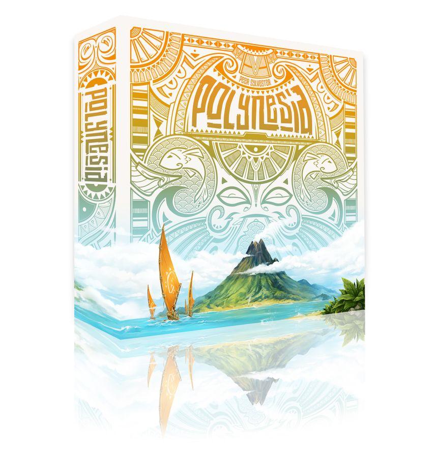 Polynesia board game