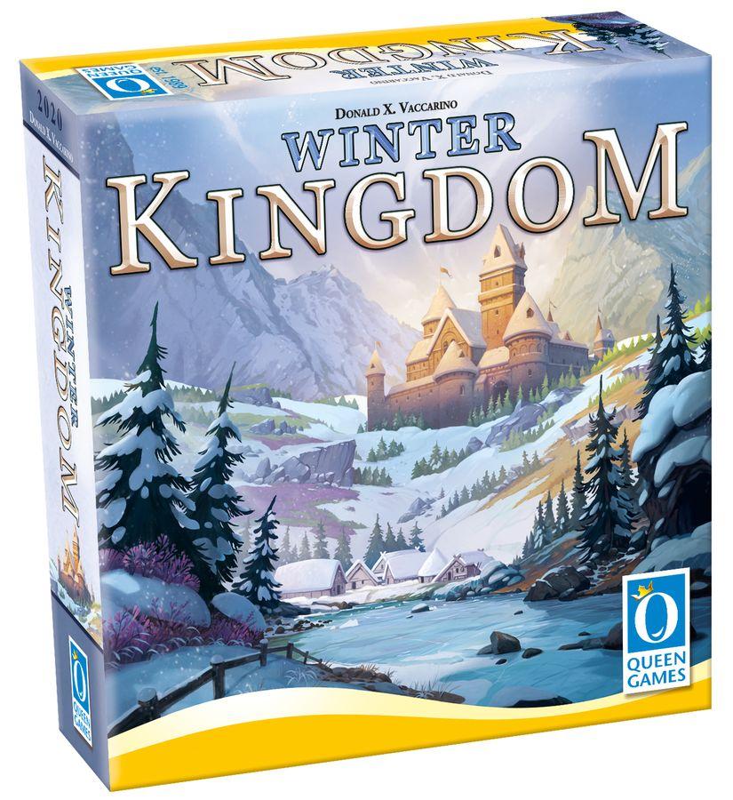 Winter Kingdom board game