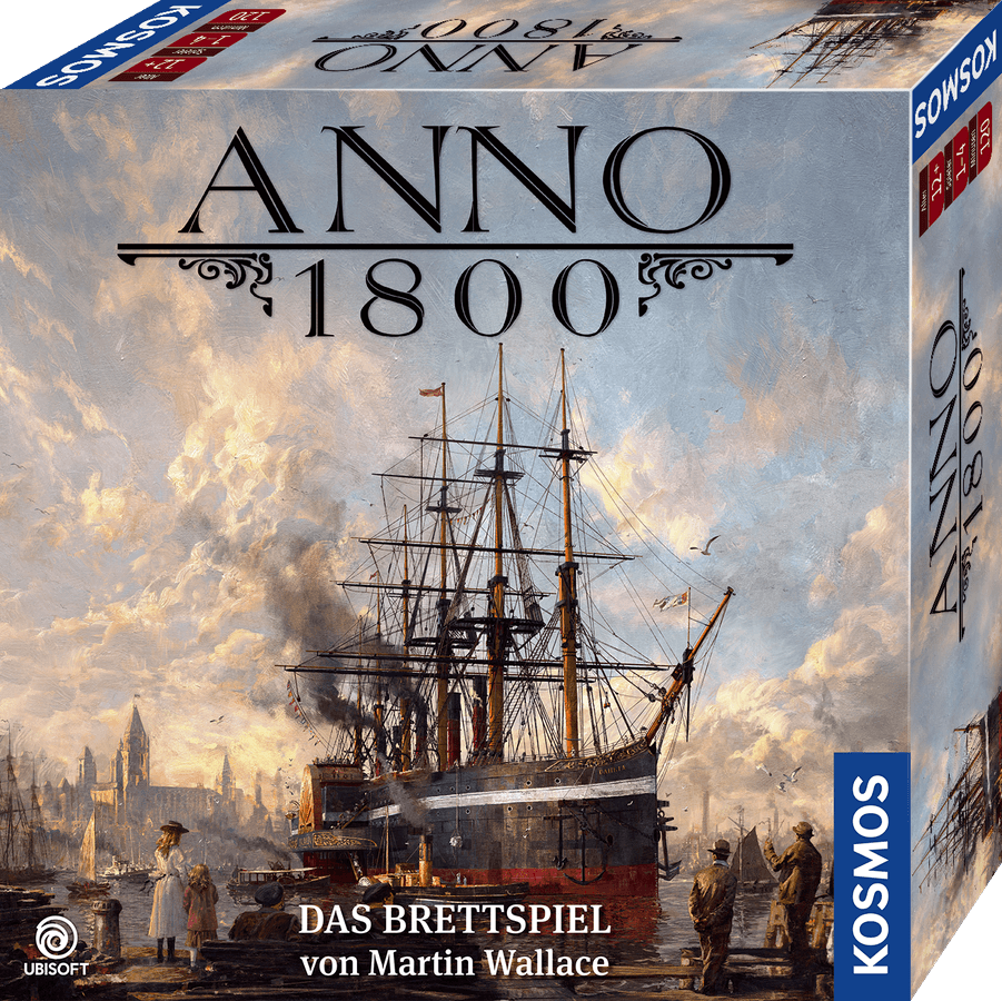 Anno 1800 board game