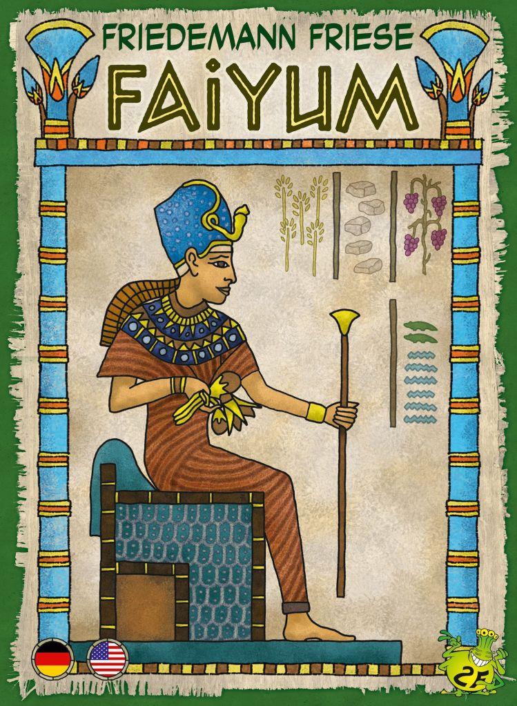 Faiyum board game